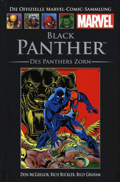 (C) Hachette / Die offizielle Marvel-Comic-Sammlung 116 / Zum Vergrößern auf das Bild klicken