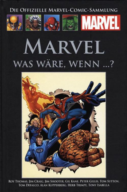 (C) Hachette / Die offizielle Marvel-Comic-Sammlung 119 / Zum Vergrößern auf das Bild klicken