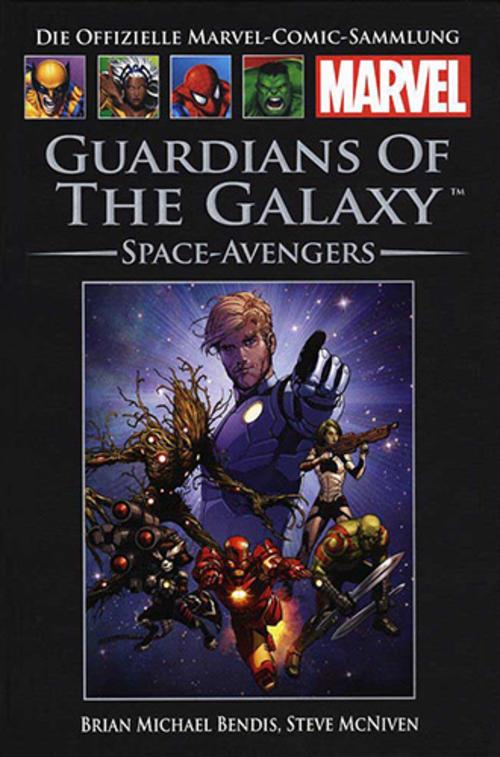 (C) Hachette / Die offizielle Marvel-Comic-Sammlung 121 / Zum Vergrößern auf das Bild klicken