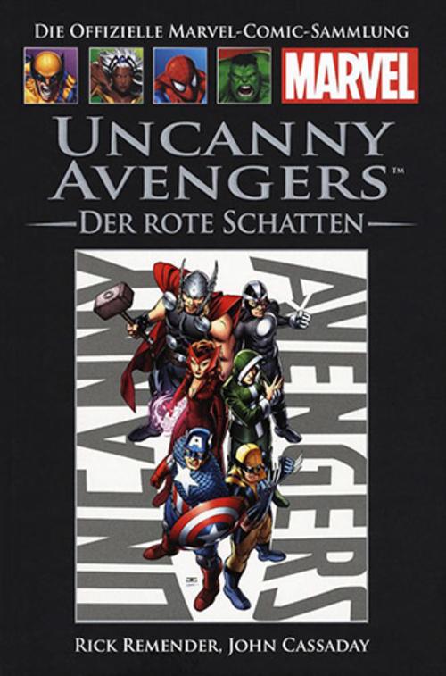 (C) Hachette / Die offizielle Marvel-Comic-Sammlung 122 / Zum Vergrößern auf das Bild klicken