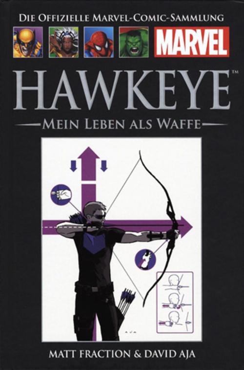 (C) Hachette / Die offizielle Marvel-Comic-Sammlung 123 / Zum Vergrößern auf das Bild klicken