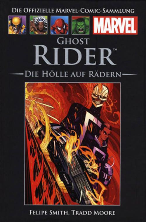 (C) Hachette / Die offizielle Marvel-Comic-Sammlung 124 / Zum Vergrößern auf das Bild klicken