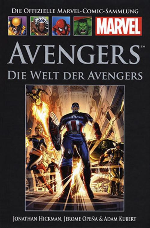 (C) Hachette / Die Marvel-Superhelden-Sammlung 125 / Zum Vergrößern auf das Bild klicken
