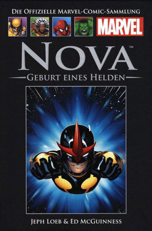 (C) Hachette / Die offizielle Marvel-Comic-Sammlung 127 / Zum Vergrößern auf das Bild klicken