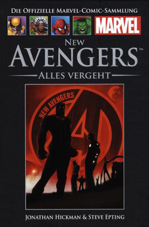 (C) Hachette / Die offizielle Marvel-Comic-Sammlung 128 / Zum Vergrößern auf das Bild klicken