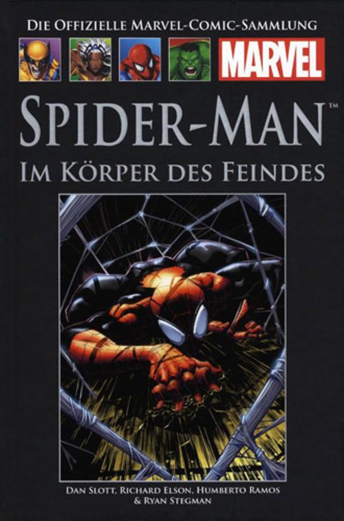 (C) Hachette / Die offizielle Marvel-Comic-Sammlung 129 / Zum Vergrößern auf das Bild klicken