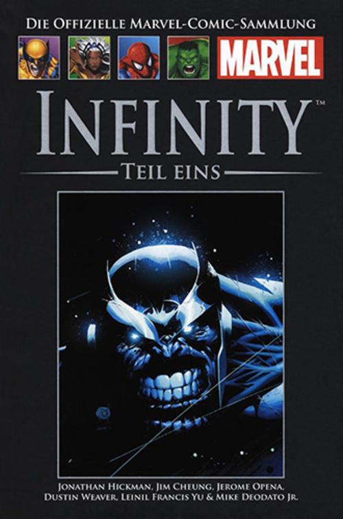 (C) Hachette / Die offizielle Marvel-Comic-Sammlung 131 / Zum Vergrößern auf das Bild klicken
