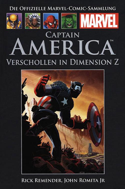 (C) Hachette / Die offizielle Marvel-Comic-Sammlung 132 / Zum Vergrößern auf das Bild klicken