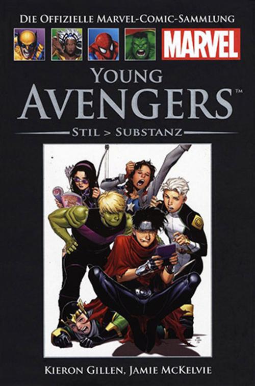 (C) Hachette / Die offizielle Marvel-Comic-Sammlung 135 / Zum Vergrößern auf das Bild klicken