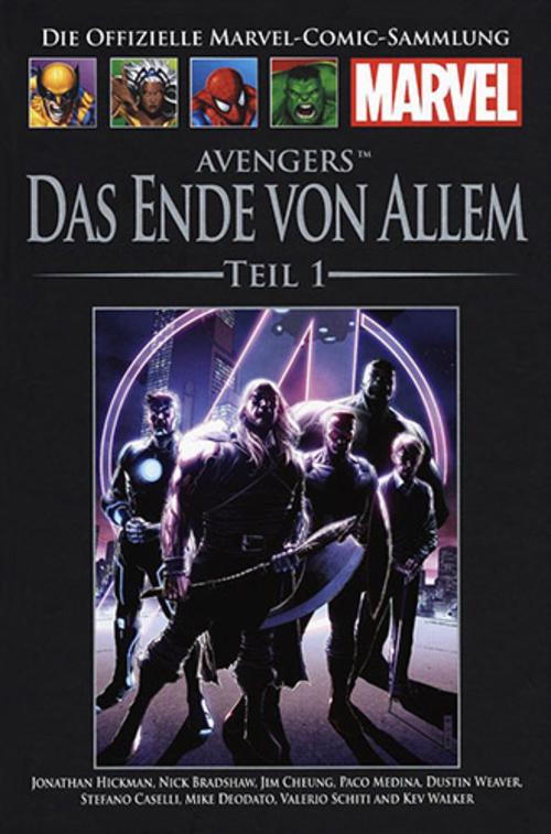 (C) Hachette / Die offizielle Marvel-Comic-Sammlung 137 / Zum Vergrößern auf das Bild klicken