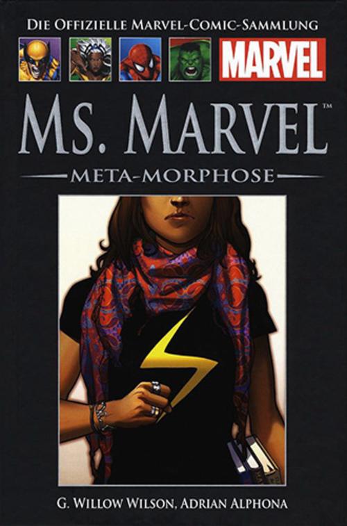 (C) Hachette / Die offizielle Marvel-Comic-Sammlung 139 / Zum Vergrößern auf das Bild klicken