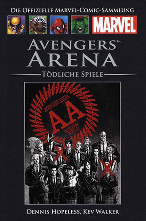 (C) Hachette / Die offizielle Marvel-Comic-Sammlung 141 / Zum Vergrößern auf das Bild klicken