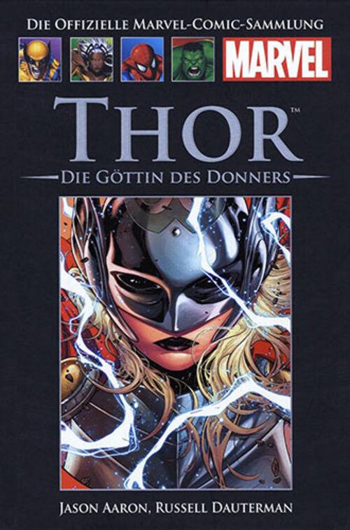 (C) Hachette / Die offizielle Marvel-Comic-Sammlung 145 / Zum Vergrößern auf das Bild klicken