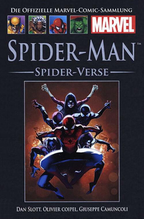 (C) Hachette / Die offizielle Marvel-Comic-Sammlung 147 / Zum Vergrößern auf das Bild klicken