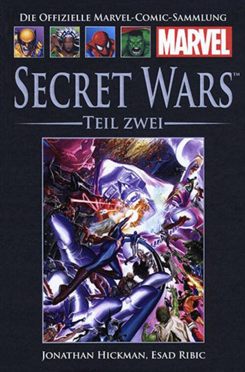 (C) Hachette / Die offizielle Marvel-Comic-Sammlung 149 / Zum Vergrößern auf das Bild klicken