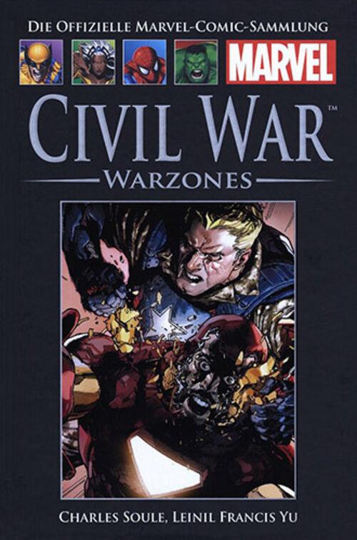 (C) Hachette / Die offizielle Marvel-Superhelden-Sammlung 151 / Zum Vergrößern auf das Bild klicken