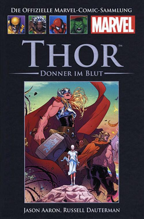 Die offizielle Marvel-Comic-Sammlung 160