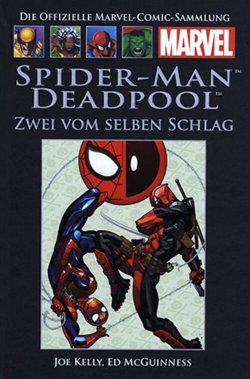 Die offizielle Marvel-Comic-Sammlung 161
