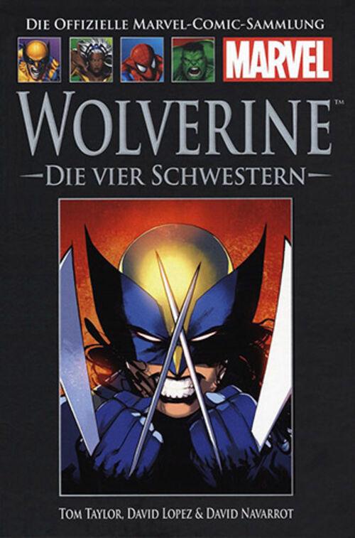 Die offizielle Marvel-Comic-Sammlung 162