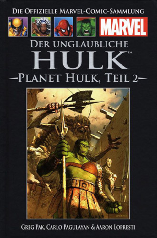 (C) Hachette / Die offizielle Marvel-Comic-Sammlung 26 / Zum Vergrößern auf das Bild klicken