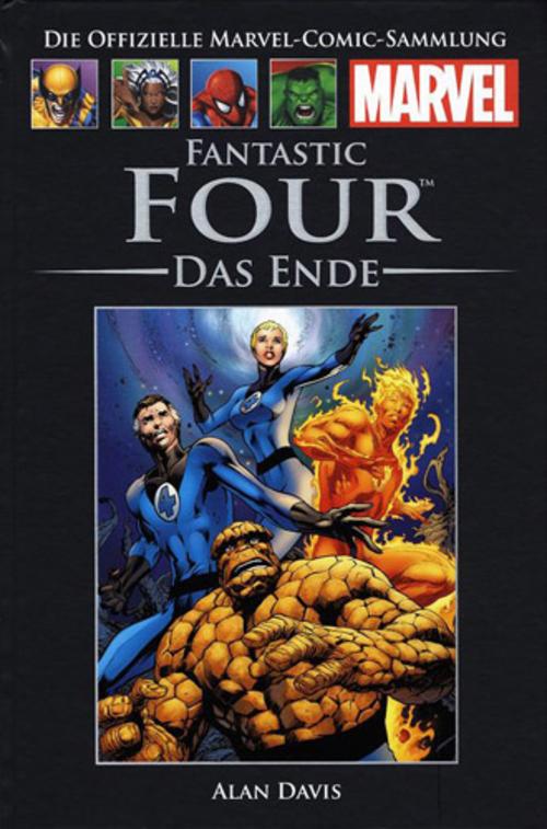 (C) Hachette / Die offizielle Marvel-Comic-Sammlung 27 / Zum Vergrößern auf das Bild klicken