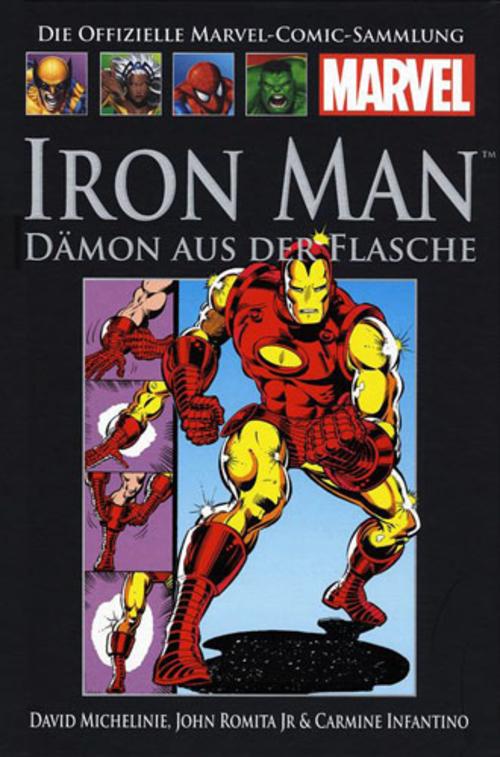 (C) Hachette / Die offizielle Marvel-Comic-Sammlung 29 / Zum Vergrößern auf das Bild klicken