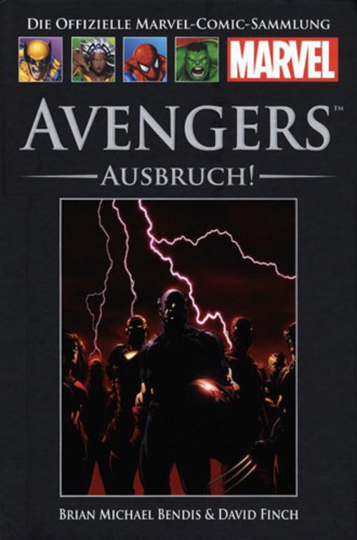 (C) Hachette / Die offizielle Marvel-Comic-Sammlung 33 / Zum Vergrößern auf das Bild klicken