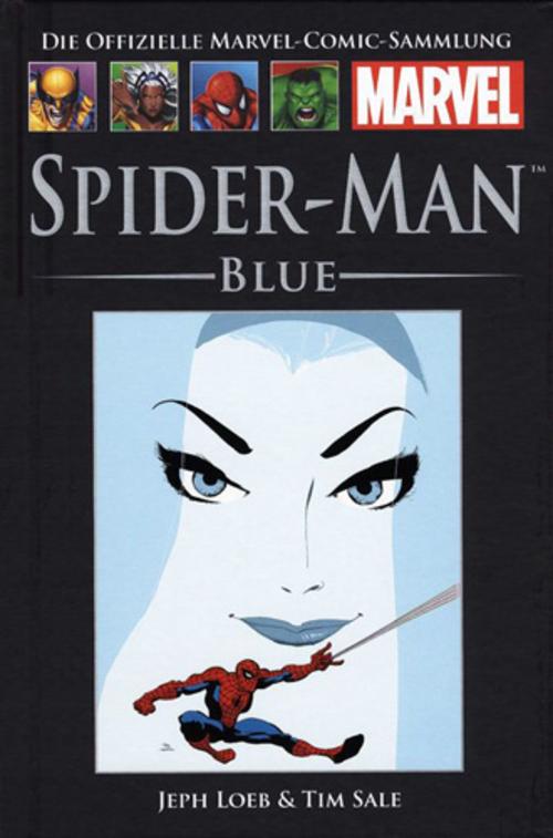 (C) Hachette / Die offizielle Marvel-Comic-Sammlung 34 / Zum Vergrößern auf das Bild klicken