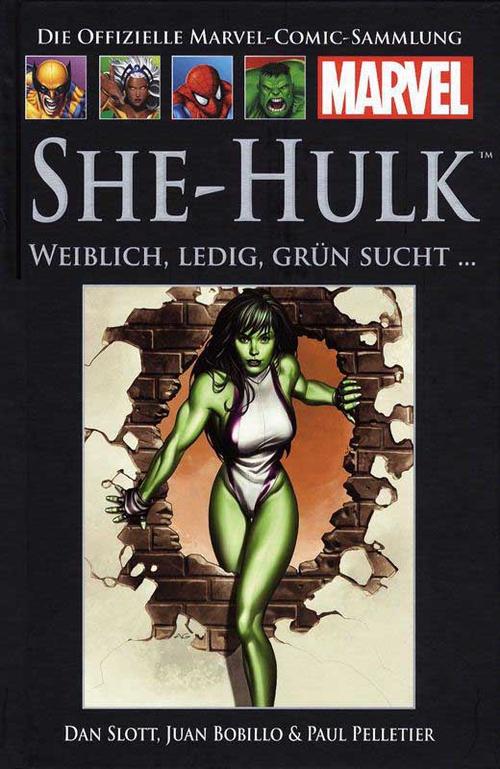 (C) Hachette / Die offizielle Marvel-Comic-Sammlung 35 / Zum Vergrößern auf das Bild klicken