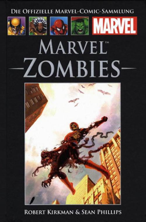 (C) Hachette / Die offizielle Marvel-Comic-Sammlung 36 / Zum Vergrößern auf das Bild klicken