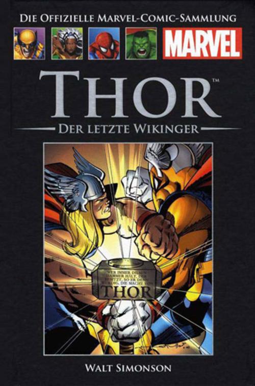 (C) Hachette / Die offizielle Marvel-Comic-Sammlung 39 / Zum Vergrößern auf das Bild klicken