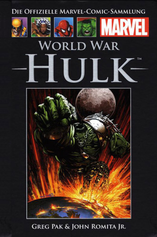 (C) Hachette / Die offizielle Marvel-Comic-Sammlung 40 / Zum Vergrößern auf das Bild klicken