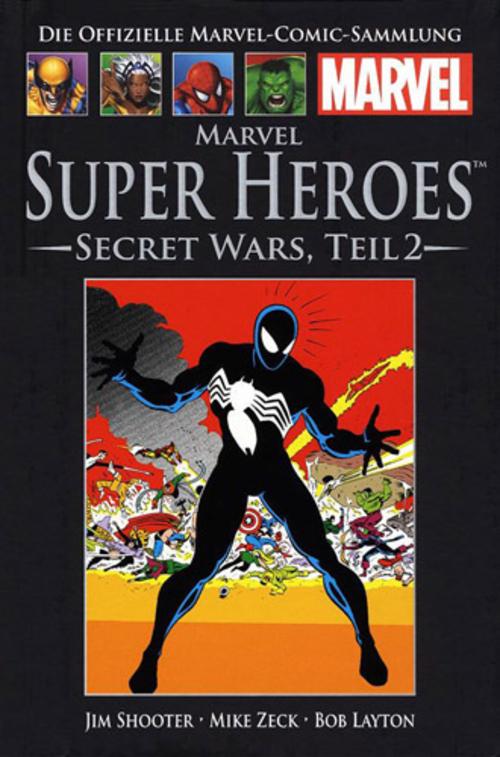 (C) Hachette / Die offizielle Marvel-Comic-Sammlung 41 / Zum Vergrößern auf das Bild klicken