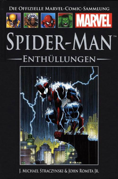 (C) Hachette / Die offizielle Marvel-Comic-Sammlung 44 / Zum Vergrößern auf das Bild klicken