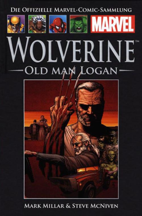 (C) Hachette / Die offizielle Marvel-Comic-Sammlung 46 / Zum Vergrößern auf das Bild klicken