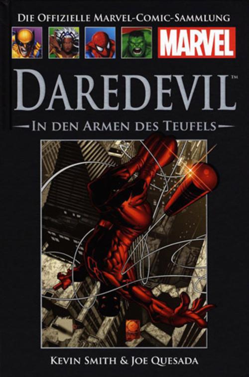 (C) Hachette / Die offizielle Marvel-Comic-Sammlung 49 / Zum Vergrößern auf das Bild klicken