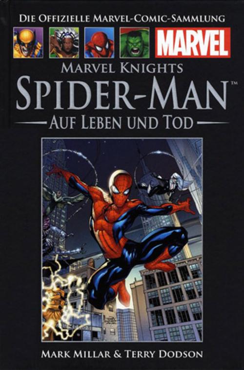 (C) Hachette / Die offizielle Marvel-Comic-Sammlung 51 / Zum Vergrößern auf das Bild klicken