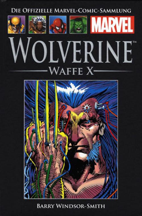 (C) Hachette / Die offizielle Marvel-Comic-Sammlung 52 / Zum Vergrößern auf das Bild klicken