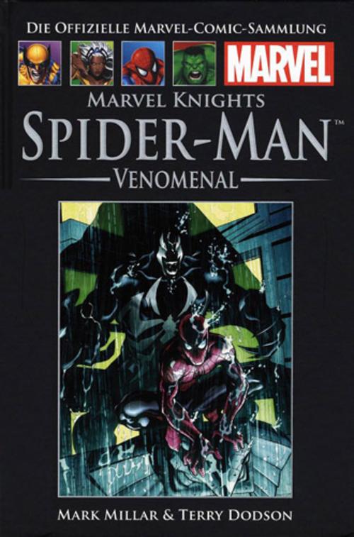 (C) Hachette / Die offizielle Marvel-Comic-Sammlung 54 / Zum Vergrößern auf das Bild klicken