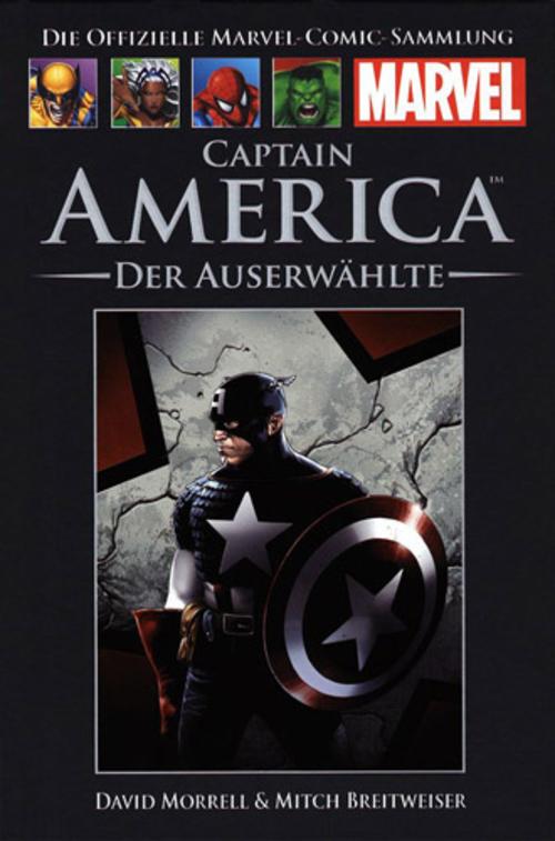 (C) Hachette / Die offizielle Marvel-Comic-Sammlung 56 / Zum Vergrößern auf das Bild klicken