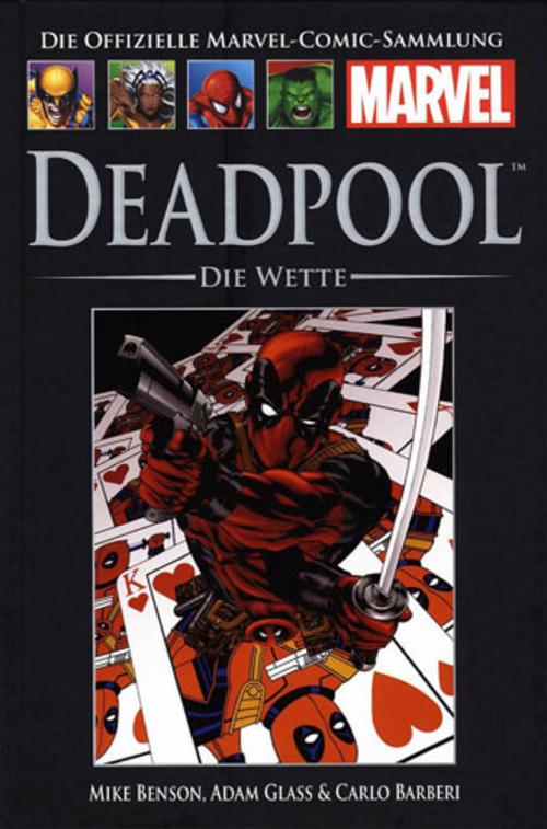 (C) Hachette / Die offizielle Marvel-Comic-Sammlung 57 / Zum Vergrößern auf das Bild klicken