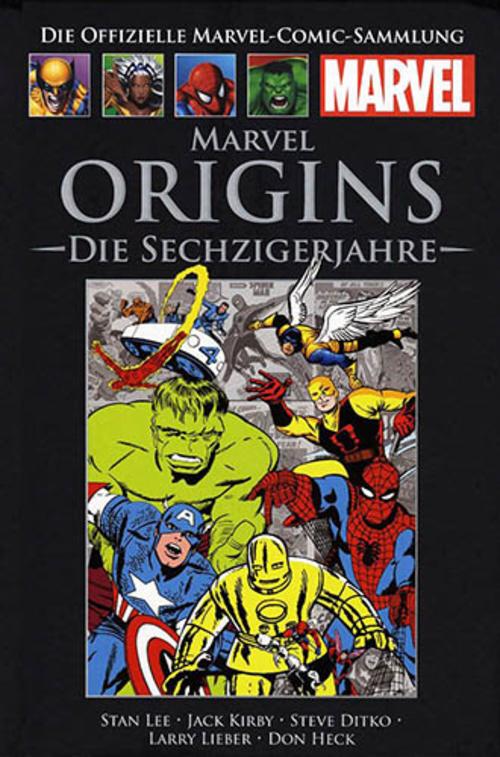 (C) Hachette / Die offizielle Marvel-Comic-Sammlung 58 / Zum Vergrößern auf das Bild klicken