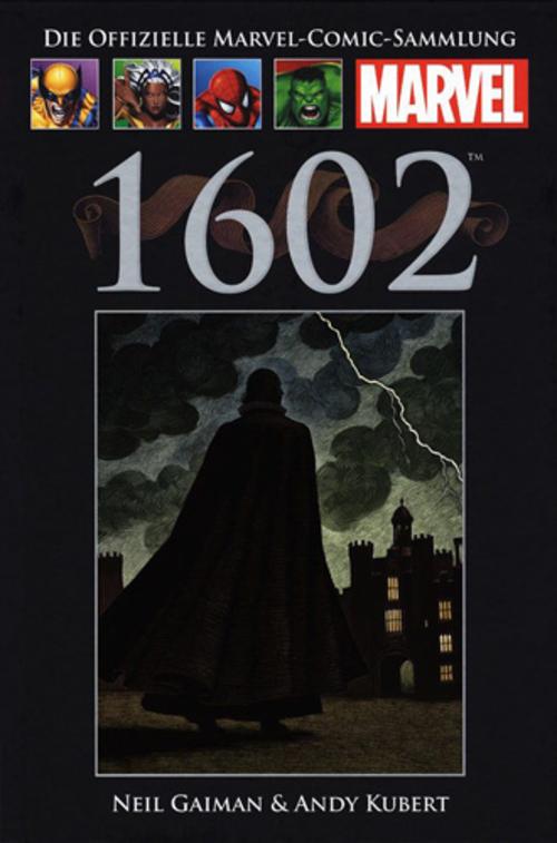 (C) Hachette / Die offizielle Marvel-Comic-Sammlung 59 / Zum Vergrößern auf das Bild klicken