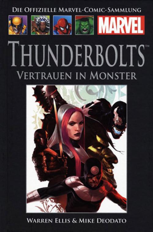 (C) Hachette / Die offizielle Marvel-Comic-Sammlung 61 / Zum Vergrößern auf das Bild klicken
