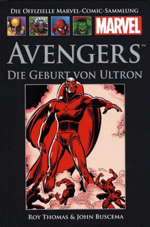 (C) Hachette / Die offizielle Marvel-Comic-Sammlung 62 / Zum Vergrößern auf das Bild klicken