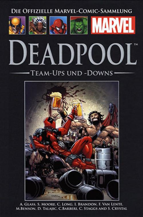 (C) Hachette / Die offizielle Marvel-Comic-Sammlung 63 / Zum Vergrößern auf das Bild klicken