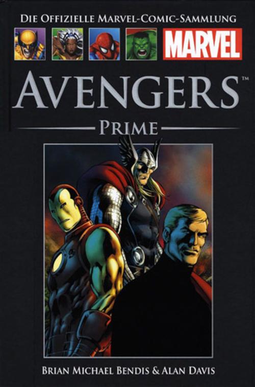 (C) Hachette / Die offizielle Marvel-Comic-Sammlung 65 / Zum Vergrößern auf das Bild klicken
