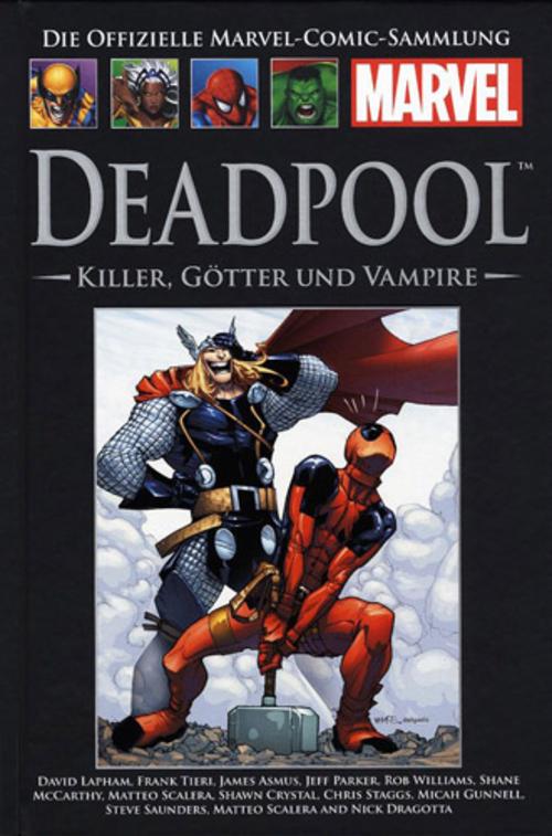 (C) Hachette / Die offizielle Marvel-Comic-Sammlung 71 / Zum Vergrößern auf das Bild klicken