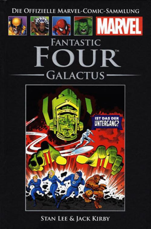 (C) Hachette / Die offizielle Marvel-Comic-Sammlung 72 / Zum Vergrößern auf das Bild klicken