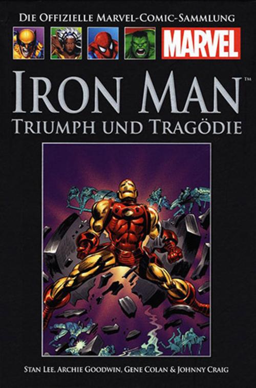 (C) Hachette / Die offizielle Marvel-Comic-Sammlung 73 / Zum Vergrößern auf das Bild klicken